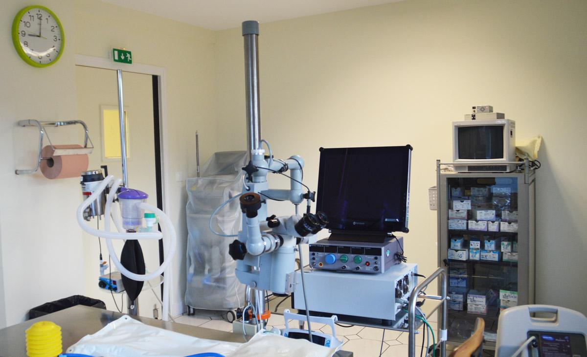 VetoOphtalmo | Ophtalmologie Veterinaire | Cabinet - Bloc opératoire